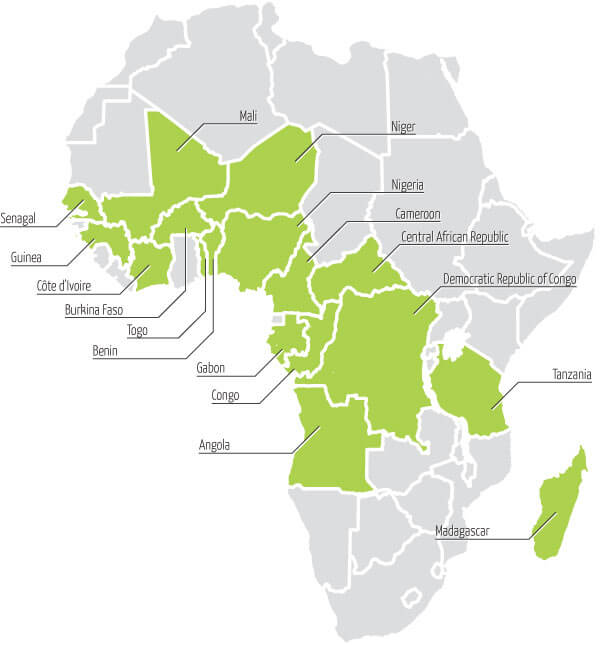 Countries Requiring African Waivers